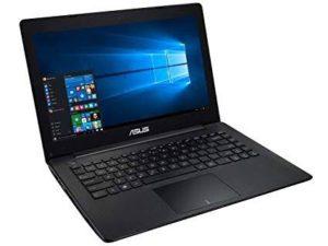 ASUSX453S。安いがメモリ2GB